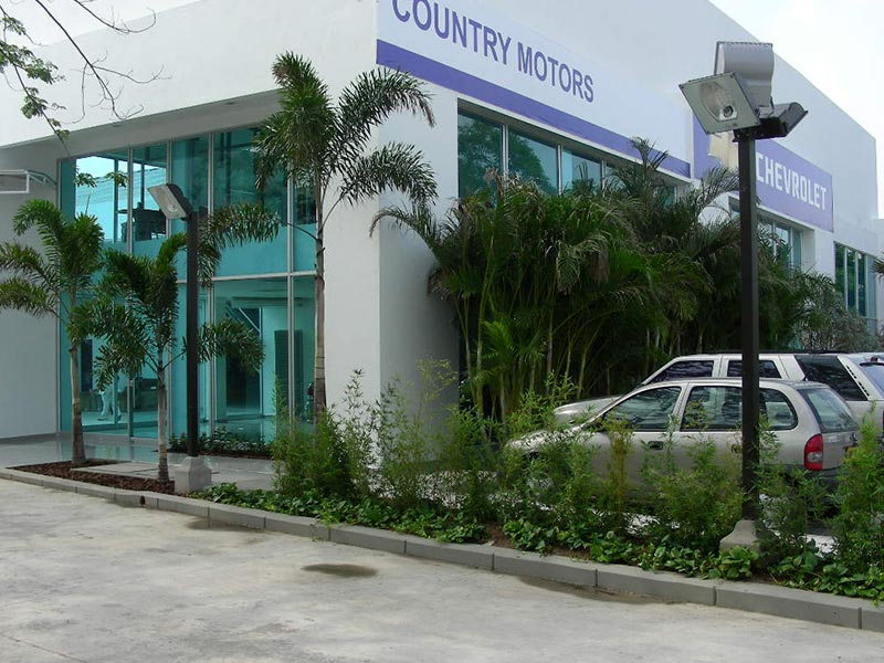 Country Motors Calle 30 Barranquilla